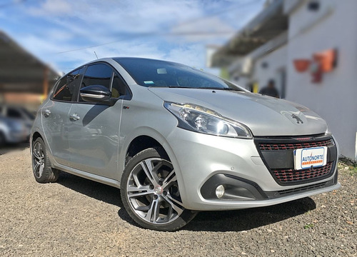 peugeot 208 gt 1.6 thp / turbo automatico