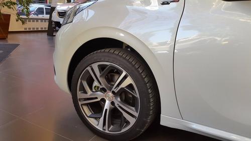 peugeot 208 gt 165cv thp turbo cuero techo 5 puertas