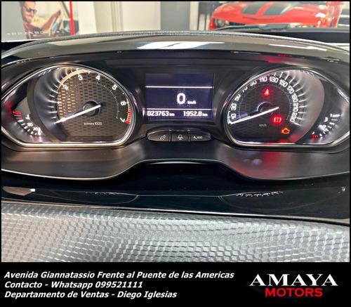 peugeot 208 gt thp turbo de 165 cv !! 2019 !! amaya motors