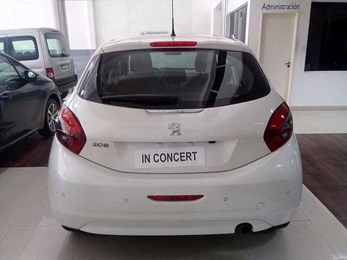 peugeot 208 in concert  1.6