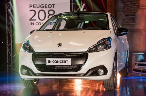 peugeot 208 in concert (edición limitada) 0km 2020.