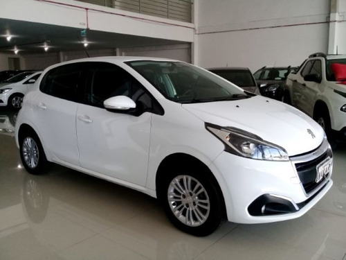 peugeot 208 peugeot 208 active pack 1.2 flex