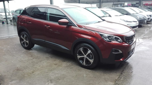 peugeot 3008 1.6 allure thp tiptronic 2018  4wheelsautos