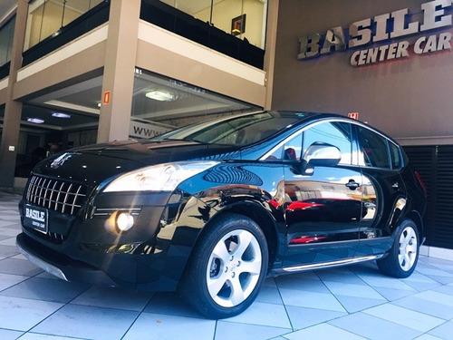 peugeot 3008 1.6 allure turbo 16v gasolina aut. 2012