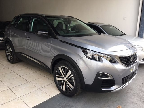 peugeot 3008 1.6 griffe pack thp 16v gasolina 4p