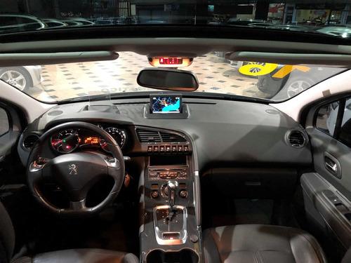 peugeot 3008 1.6 griffe thp 16v gasolina 4p automático 2016