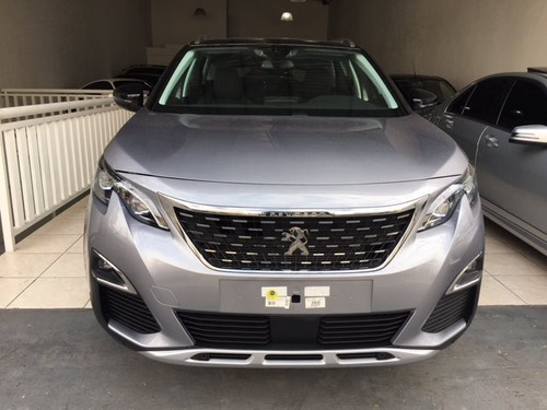 peugeot 3008 1.6 griffe thp 16v gasolina 4p automático