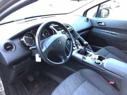 peugeot 3008 1.6 premium thp 156cv 2011