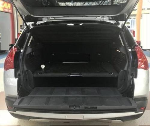 peugeot 3008 1.6 thp griffe aut. 5p top de linha 89mkm 2011