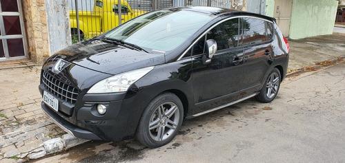 peugeot 3008 1.6 thp turbo griffe aut. 5p 2011 impecável !