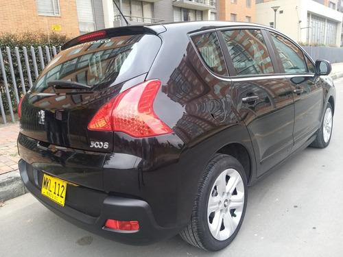 peugeot 3008 1600 cc m/t aa 2012