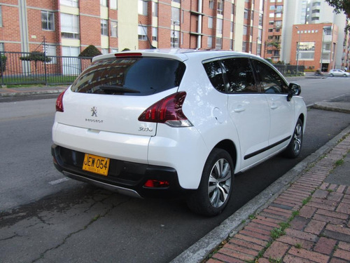 peugeot 3008 active thp at 1.6 turbo