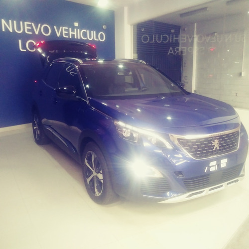 peugeot 3008 allure 1.6 thp automatica  dl