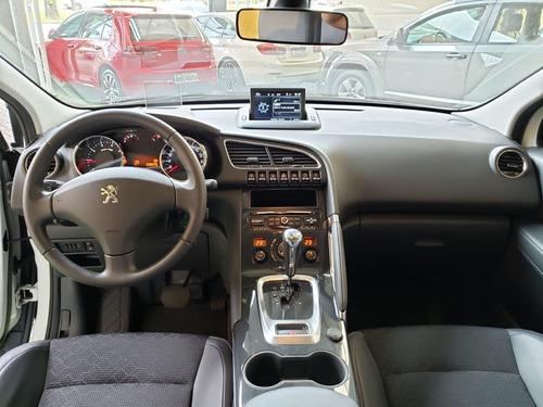 peugeot 3008 griffe 1.6 turbo 2015