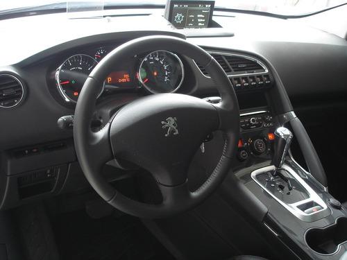 peugeot 3008 griffe 1.6 turbo thp automático 50.000km 2015