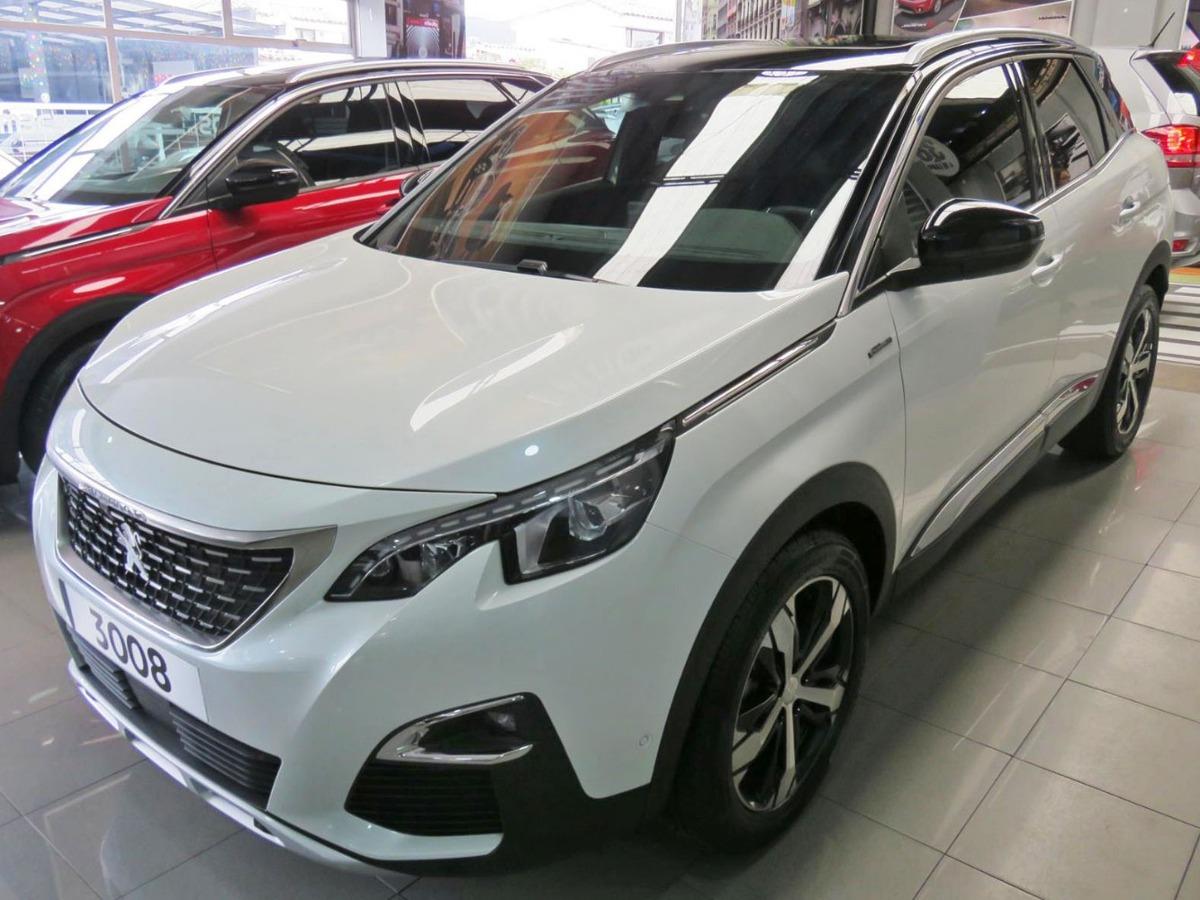 Tu Carro Com >> Peugeot 3008 Gt Line 1.6 At 2019 - $ 122.990.000 en TuCarro