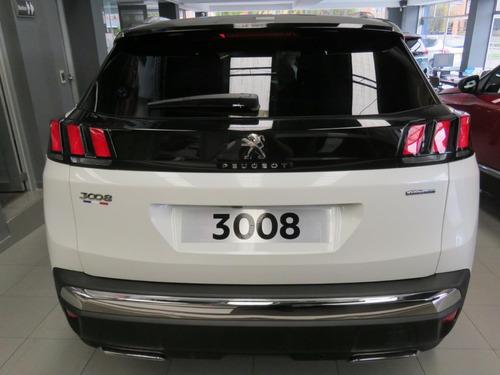 peugeot 3008 gt line 1.6 automatico  2020