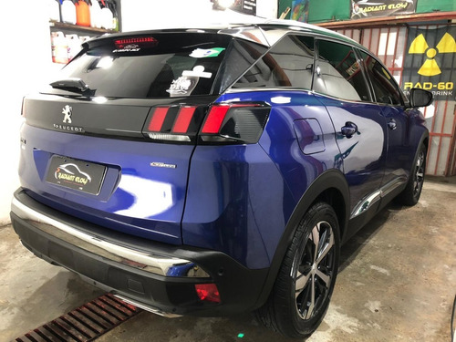 peugeot 3008 gt line-diesel 41500 km unica mano impecable