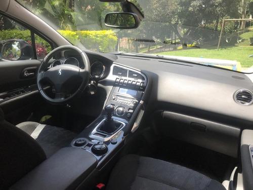 peugeot 3008 premium cc1600 mecanico modelo 2011