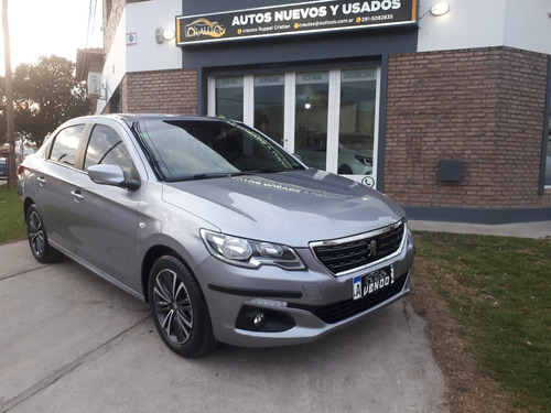 peugeot 301 1.6 allure plus manual 2018