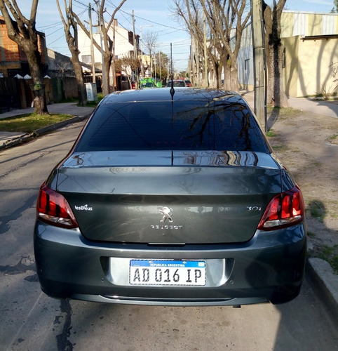 peugeot 301 1.6 allure plus manual