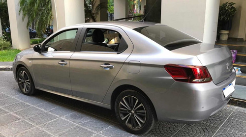 peugeot 301 1.6 allure plus tip 2017