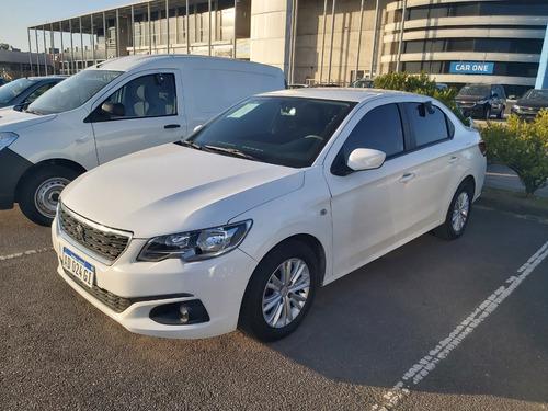 peugeot 301 allure 1.6 hdi 2018 - car one - ez -