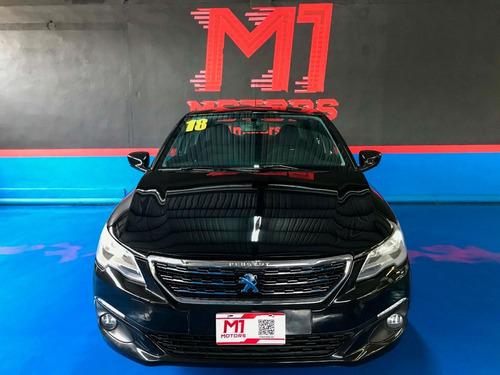 peugeot 301 allure at 2018 negro $ 168,900