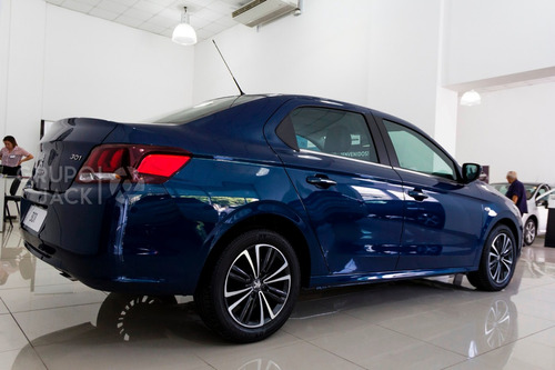 peugeot 301 allure plus 4p 1.6 2018 ¡imperdible! | lexpres 4