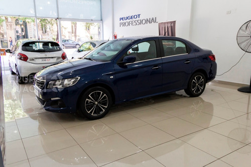 peugeot 301 allure plus 4p 1.6 2018 ¡imperdible! | lexpres 5