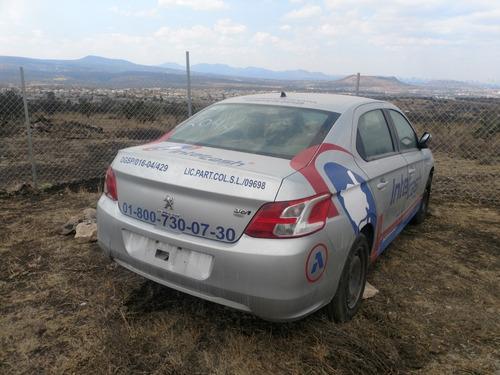 peugeot 301 partes refacciones piezas diesel mt 2016