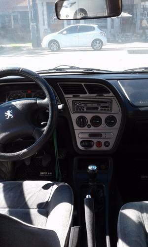 peugeot 306 1.8 equinoque 4 puertas /2000