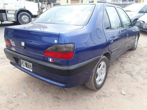 peugeot 306 1999 full $100.000 diesel  xtd turbo diesel