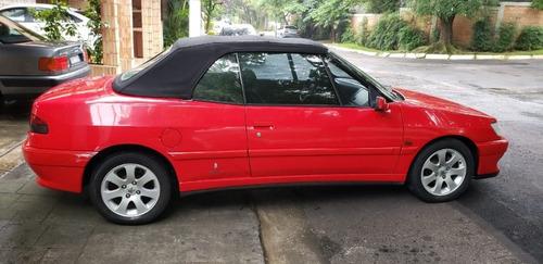 peugeot 306 cabriolet 1.8 1995 42.000 kms