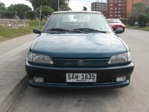 peugeot 306 cabriolet 1.8 cc año 1995¡¡¡oferta u$s8900¡¡