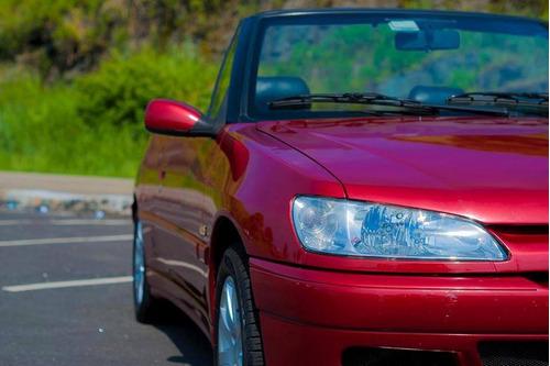 peugeot 306 cabriolet, conversivel completo ano 1995