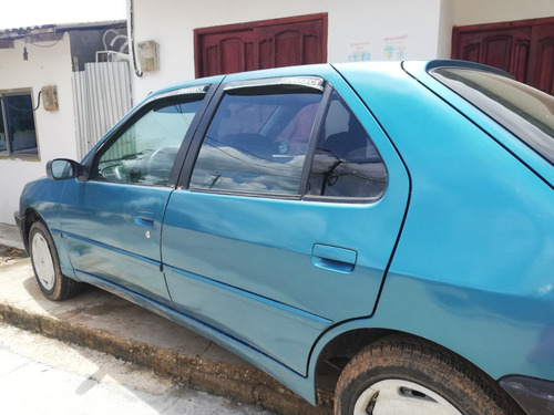 peugeot 306 modelo 1994 4 puerta full injection