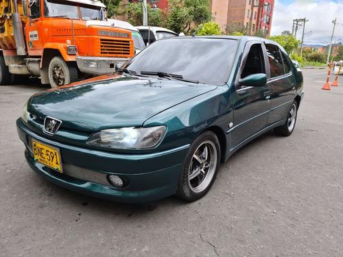 peugeot 306 modelo 2002, la versión más full, 1.400 cm3