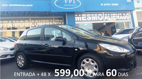peugeot 307 1.6 presence flex 5p 2008 / 2008