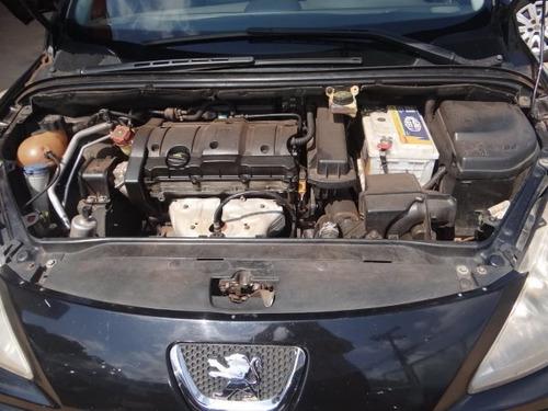 peugeot 307 1.6 presence pack sedan 16v flex 4p manual