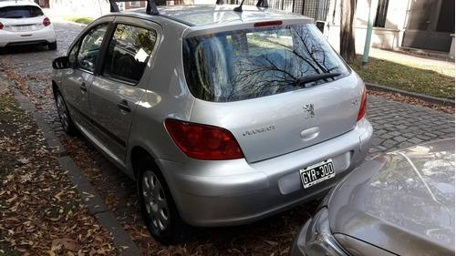 peugeot 307 1.6 sedan xr 110cv 2008