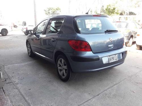 peugeot 307 1.6 sedan xs 110cv mp3 2007