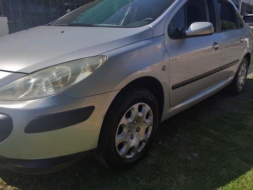 peugeot 307 1.6 sedan xt 110cv 2008