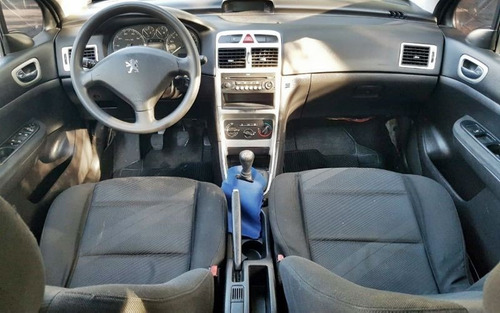 peugeot 307 1.6 xs  2009 completo
