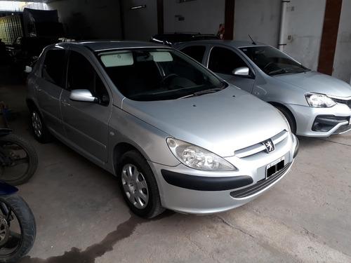 peugeot 307 1.6 xs 5 puertas 2006