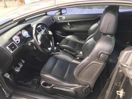 peugeot 307 2.0 cc 2006 l/n cabrio descapotable convertible