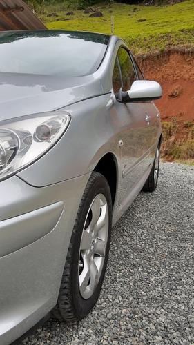peugeot 307 2.0 feline plus flex aut. 5p 2011