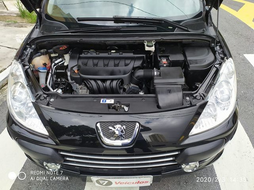 peugeot 307 2.0 feline sedan 16v 2010 - f7 veículos