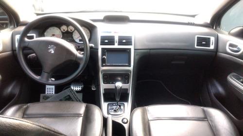 peugeot 307 2.0 feline sedan 16v flex 4p automático