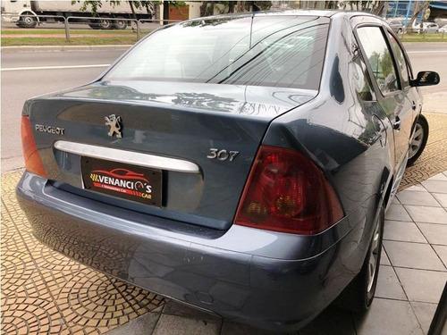 peugeot 307 2.0 feline sedan 16v gasolina - venancioscar